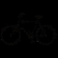 Fahrrad Radzubehör Rad für Fahrradfahrer Geschenk