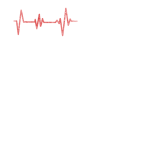 Berge Liebe Herz Herzschlag Wandern Geschenk Berg