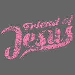 Friend of Jesus rosa