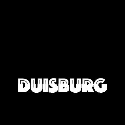 DUISBURG Shirt - Super cooles Motiv - perfekt für jeden großen und kleinen Lokal-Patrioten. Klasse Geschenkidee! Glück Auf! - Ruhrgebiet,Duisburg,Pott,Zeche,Shirt,DU,Ruhrpott