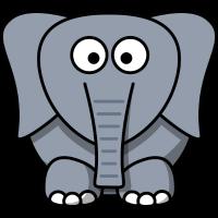 Elefant Cartoon
