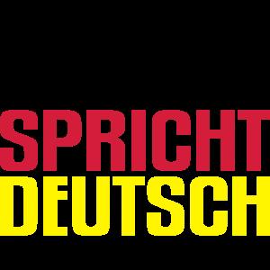 fahrer spricht deustch