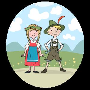 Bayern Kinder