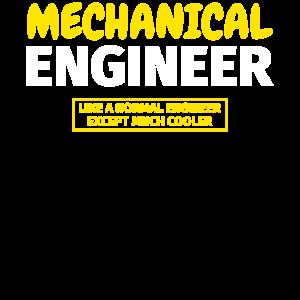 Maschinenbauer Maschinenbauingenieur Geschenk