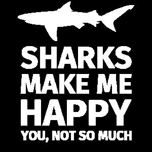 Hai Liebhaber Geschenk Haie