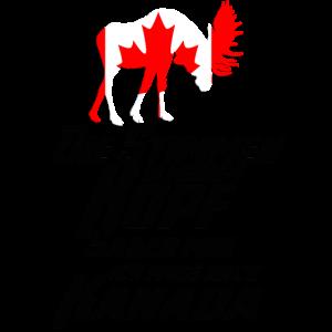 Stimme Kanada schwarz