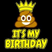 Geburstag Emoji Geschenk Geburtstagsgeschenk