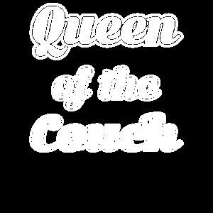 Königin der Couch
