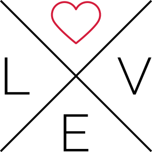 LOVE <3 Kompass
