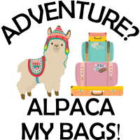Adventure ? Alpaca my bags