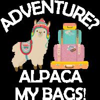 Adventure? Alpaca my bags