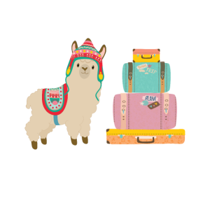 Adventure? Alpaca my bags