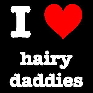 I Love Hairy Daddies