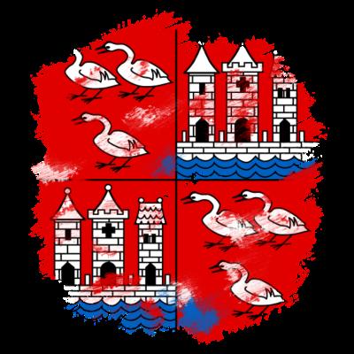 Zwickau - Wappen der Stadt Zwickau ohne Titel - Zwickau,Wappen,Sachsen
