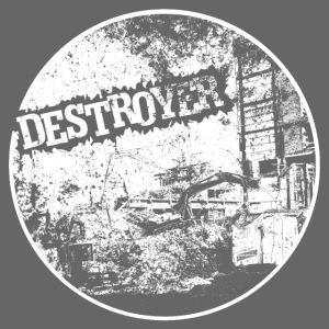 Destroyer white