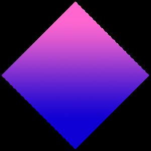 Raute Farbverlauf