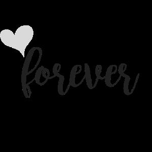 Forever Partnerlook grau
