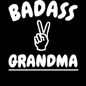 Geschenk Oma Großmutter lustiger Spruch