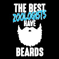 Zooarbeiter Zoo Bart Barttraeger Job Geschenk