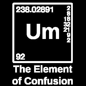 Um - Element of Confusion