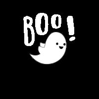 Geist Gespenst Boo Geschenk Halloween Geisternacht