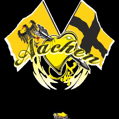 Aachen - Flagge zeigen - Aachen Fanshirt - Städteshirt - Block_K Design - ultras,tivolie,t-shirt,städteshirt,stadt,sport,shirt,fussball,fanshop,fanshirt,fans,fanblock,alemania,aachen,aa,Ultras,Städteshirt,Sport,Fanshop,Fanshirt,Fanblock,Alemania,Aachen