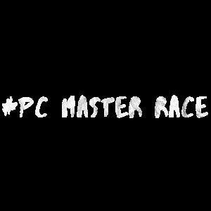 PC Master Race Computer Videospiel Geschenk Idee