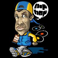 DJ und Vinyl