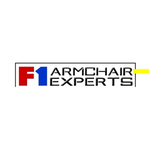 F1 Armchair Experts Logo BK