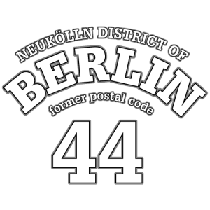 Neukölln Berlin 44 white print-1000,1360,44,Bezirk,Capitol,District,Hauptstadt,Kiez,Kult,Metropole,Neukölln,PLZ,Postleitzahl,Rixdorf,South,Süden,Zentrum,berlin,city,dufte,kultur,ortsteil-