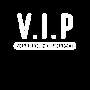 VIP Professor Geschenk Professorin