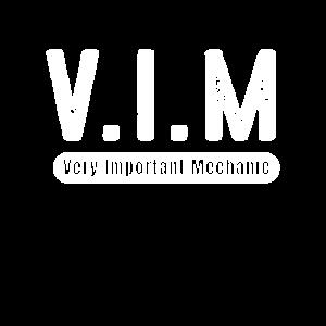 VIP Mechaniker Geschenk Mechanikerin