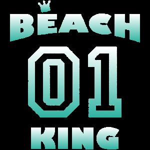Strand Sommer Urlaub - Beach King