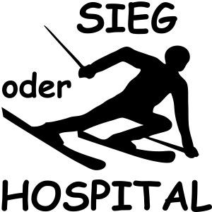 Sieg oder Hospital