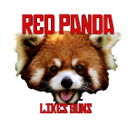Red Panda Likes Guns