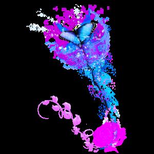 Butterfly Splash