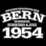 1954 Bern white print