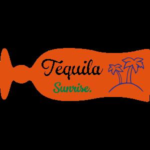 TEQUILA SUNRISE - COCKTAIL / LONGDRINK