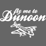 Fly me to Dunoon