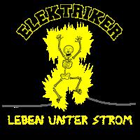 Elektriker Strom Elektrik Geschenk Elektronik Volt