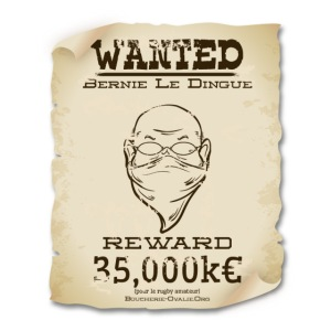 Wanted le dingue
