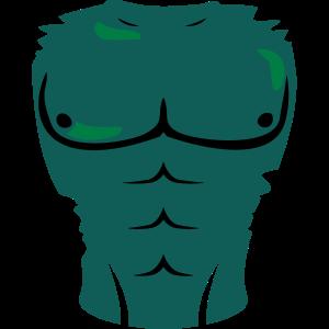 Monster Muskel