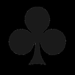 Kreuz / Treff - Symbol