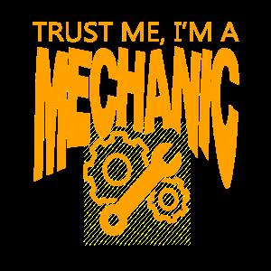 Vertrauen Sie mir, ich bin ein Mechaniker Geschenk