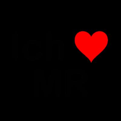 Ich liebe MR - Marburg   Heimat   Geschenk - Für alle Heimatverbundenen aus Marburg (MR) und Umgebung. Bekanntes Design mit Herz und Kennzeichen-Buchstaben MR. Das Kennzeichen leitet sich ab von MaRburg aus Hessen… - Marburg,MR,Liebe,Kennzeichen,Hessen,Heimatliebe,Heimat,Geschenkidee,Geschenk,Autos,Autokennzeichen,Auto