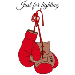 Just for fighting