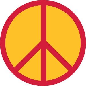 Peace Zeichen 18