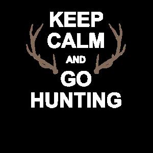 Keep Calm go Hunting