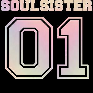 Soulsister 01 Partner Paar Freund BFF Freundin