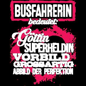 BUSFAHRERIN - Duden